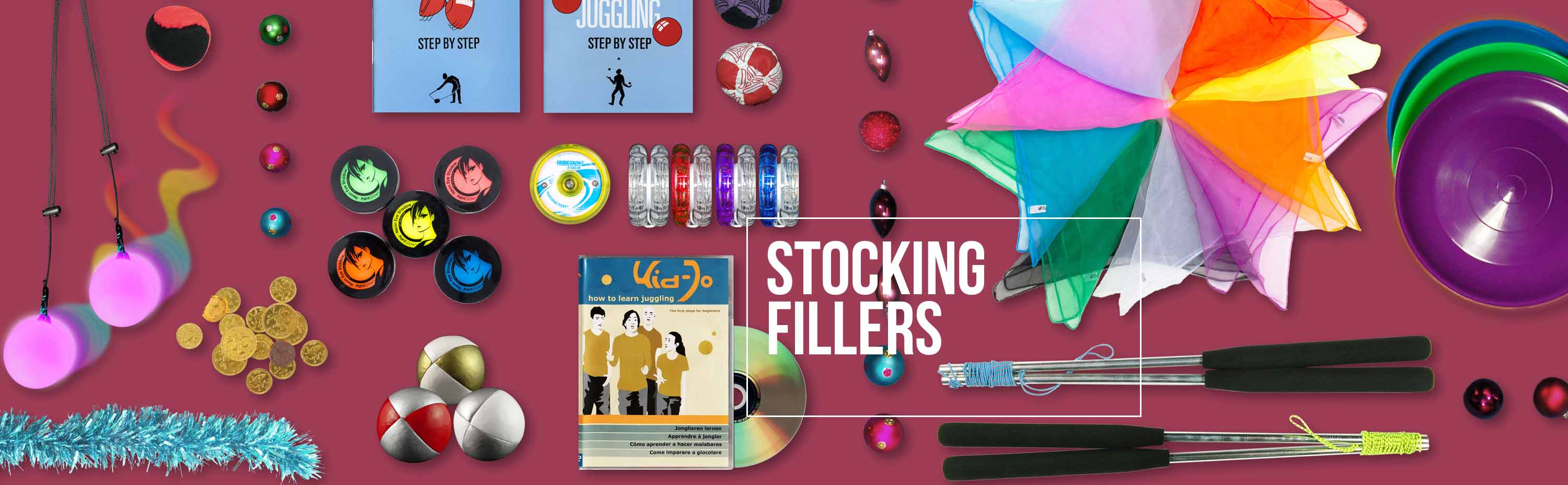 Stocking Fillers for All