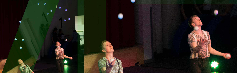 DX Power Juggling Balls