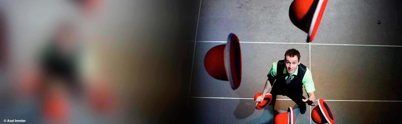 Juggle Dream Tumbler Manipulation Hats