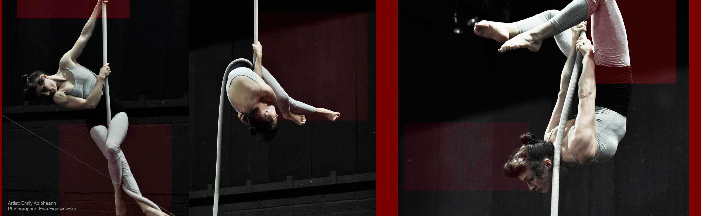 Free Ropes, Aerial Rope, Corde Lisse