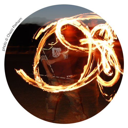 Buy Fire Staff – Fire Spinning Staff – Cheap Double Wick