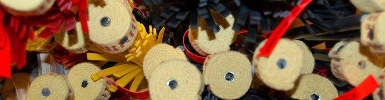 Fire Devil & Flower Sticks