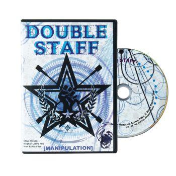 Double Staff Manipulation - DVD