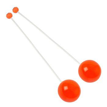 Firetoys Pro Contact Poi - 100mm Orange