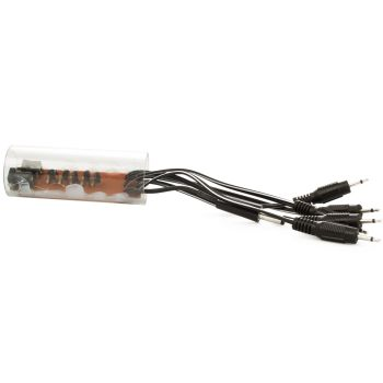 Five Way Splitter for Rechargeable Juggling Balls and Poi