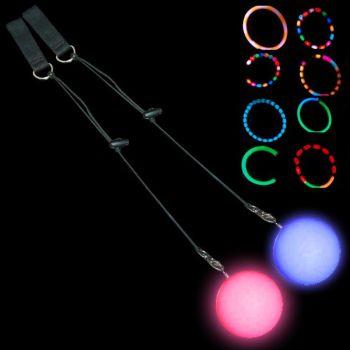 Multi-Function LED Glow Poi