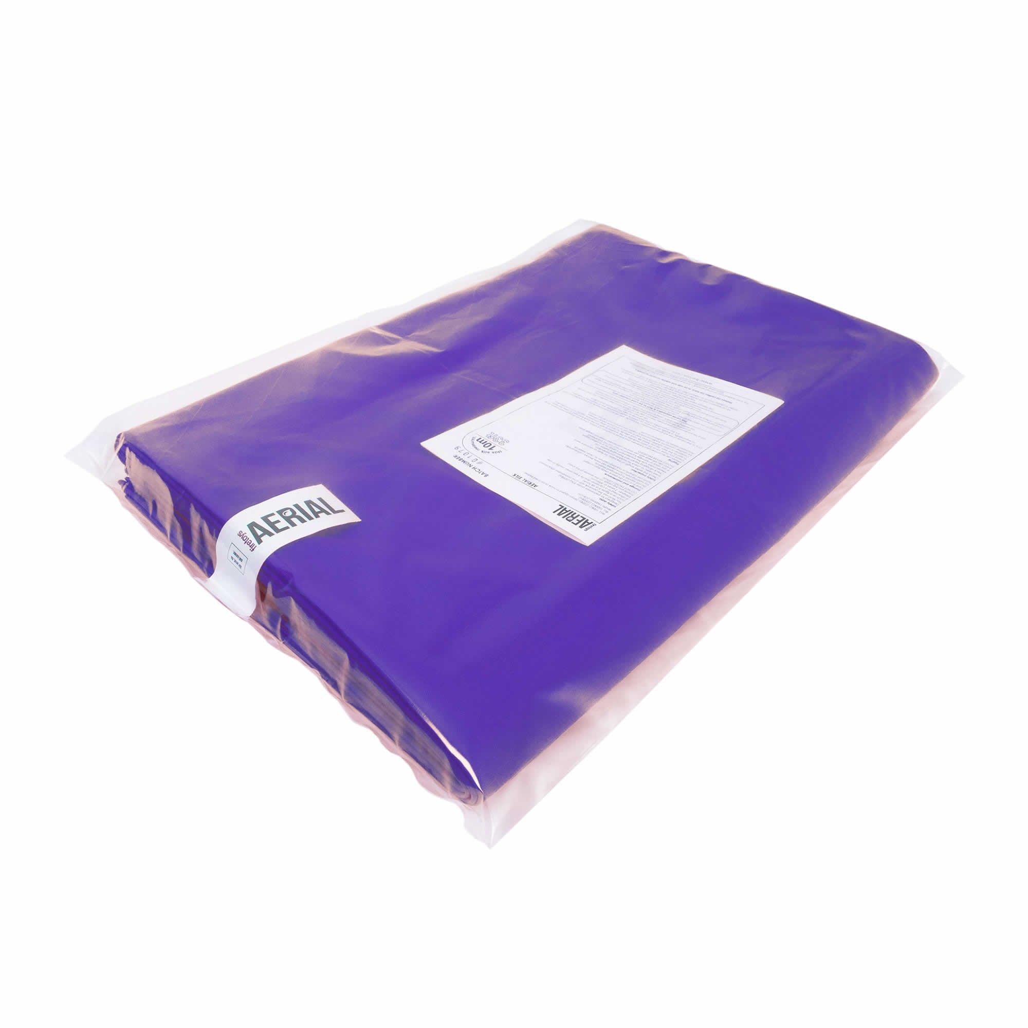 Firetoys Aerial Silk (Aerial Fabric Fabric (Aerial / Tissus) - lila-8 metres 9f67b5