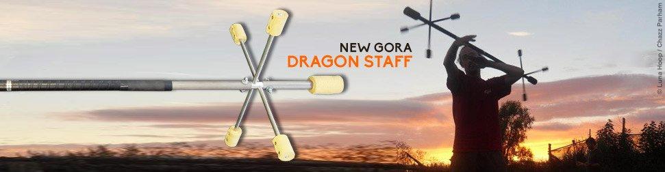 Gora Dragon Staff