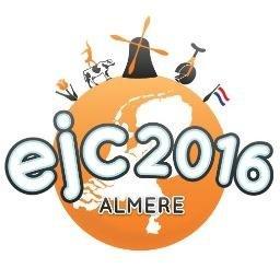 European Juggling Convention 2016 logo