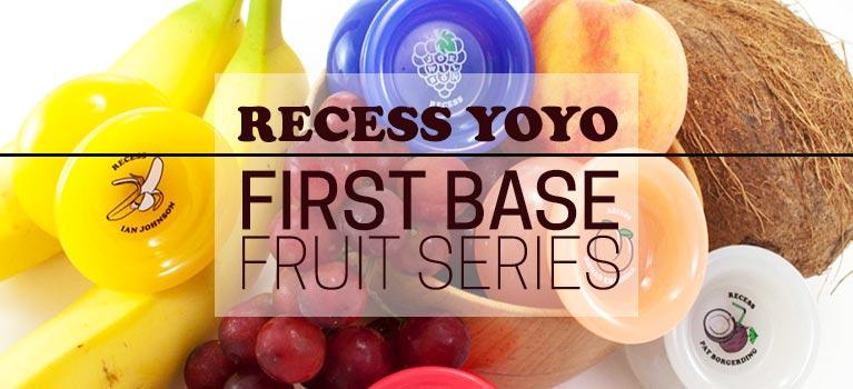 Recess FirstBase Fruit